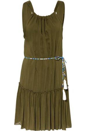Rinascimento Damen Freizeitkleider - Kleid gruen