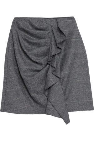 KRISTINA TI HOSEN & RÖCKE - Knielange Röcke
