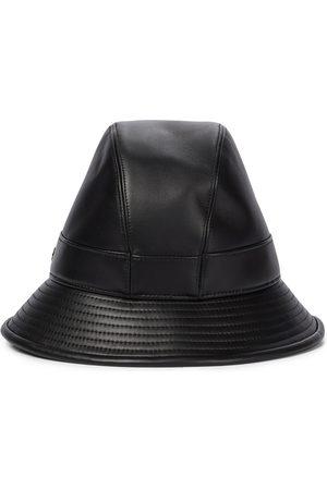 Loro Piana Hut Meryl aus Leder