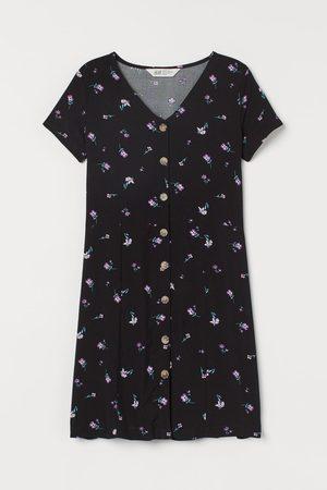 H&M Durchgeknöpftes Kleid