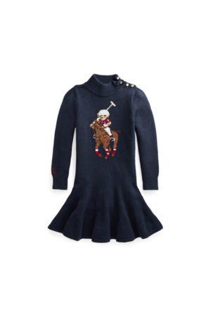 Ralph Lauren Pulloverkleid mit Polo Bear und Big Pony