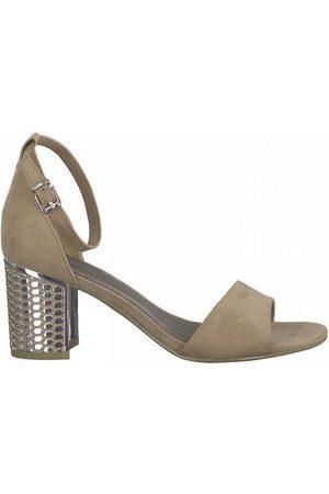 Marco Tozzi Elegant Middle Heel Sandals , Damen, Größe: 39