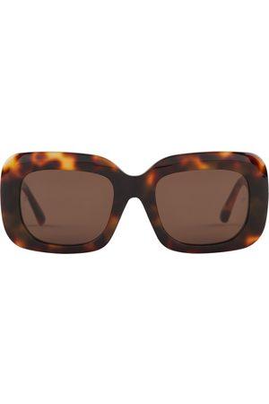 Linda Farrow Lavinia Sunglasses , Damen, Größe: One size