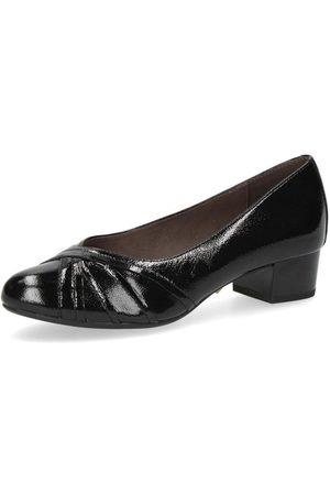 Caprice Elegant Closed Flats Black , Damen, Größe: 38