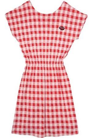 Bobo Choses Vichy Dress Pink, Damen, Größe: S