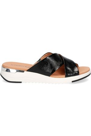 Caprice Damen Sandalen - Casual Mule Sandals , Damen, Größe: 36