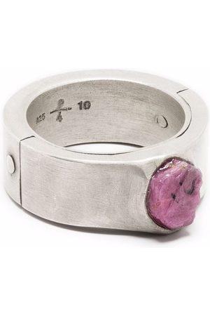 PARTS OF FOUR Ringe - Sistema Ring mit Rubin 9mm