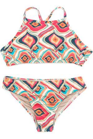 Lygia & Nanny Mädchen Tankinis - TEEN Bikini mit abstraktem Print