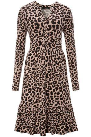 Aniston Jerseykleid mit Animal-Print - NEUE KOLLEKTION