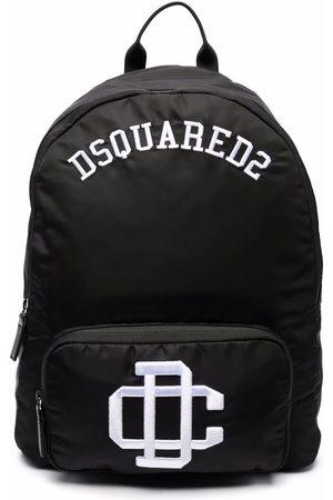 Dsquared2 Kids Embroidered-logo backpack