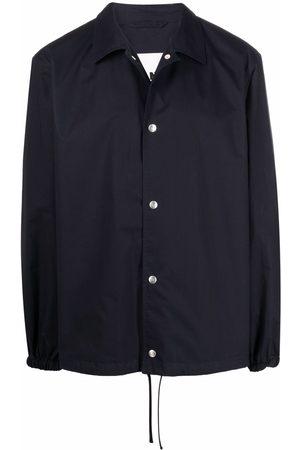 Jil Sander Logo-printed shirt jacket