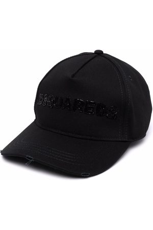 Dsquared2 Damen Hüte - Baseballkappe mit Perlendetail