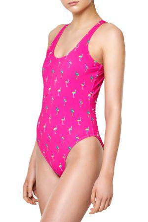 Happy Socks Flamingo Swimsuit