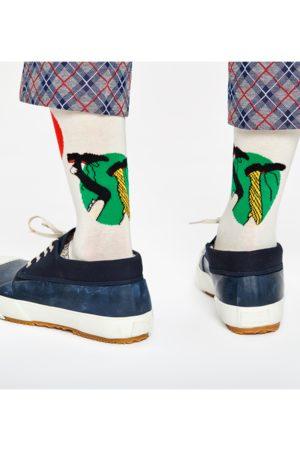 Happy Socks Pippi Longstocking Jumbo Dot Sock
