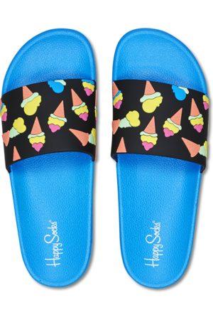 Happy Socks Pool Slider Ice Cream