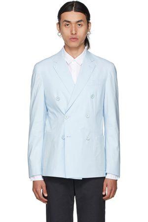 HUGO BOSS Blue Nielsen6 Blazer