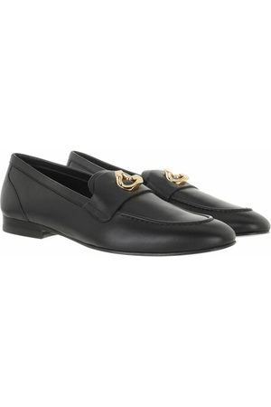 Givenchy Loafers & Ballerinas G Chain Detail Loafers Lambskin schwarz