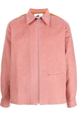 Anglozine Yard Hemdjacke mit Reißverschluss