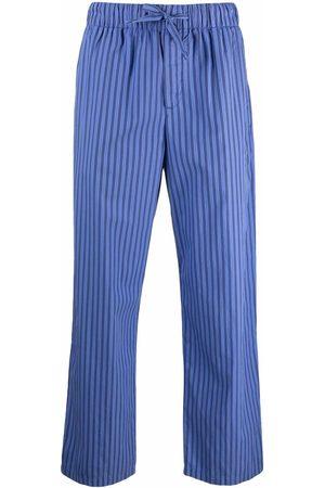 Tekla Gestreifte Verneuil Pyjama-Hose