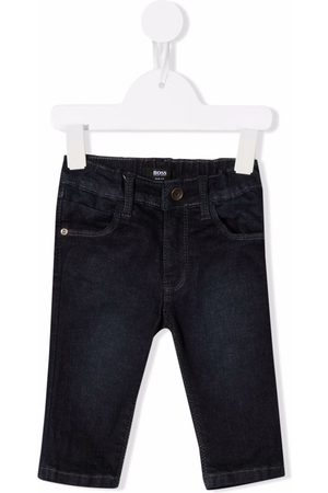 BOSS Kidswear Skinny - Skinny-Jeans mit dunkler Waschung