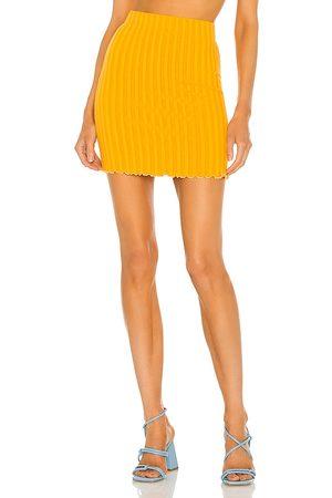 SIMON MILLER Bloop Skirt in . Size S, XS, M.