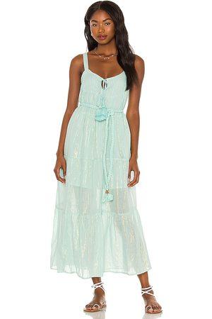 Karina Grimaldi Belle Maxi Dress in . Size XS, M, S.