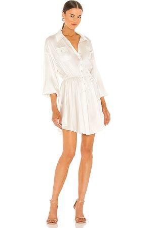 Retrofete Damen Kleider - Olive Mini Dress in . Size XS, S.