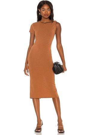 NBD Branson Midi Dress in . Size XXS, XS, S, M, XL.