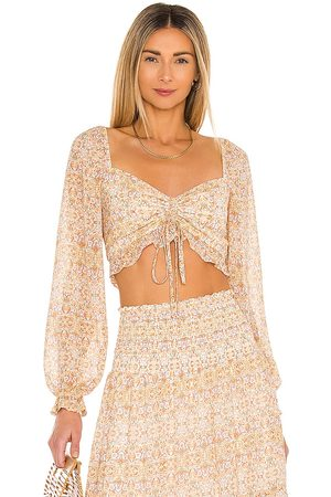 Show Me Your Mumu Damen T-Shirts, Polos & Longsleeves - Rivington Top in . Size S, XS, M, XL.