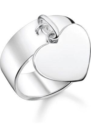 Thomas Sabo Ring mit Herz silber mit Gravur