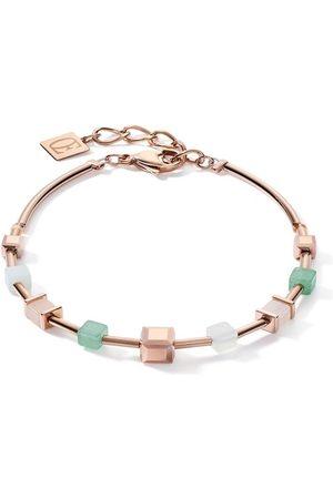 Coeur De Lion Damen Uhren - Armband Bracelet grün