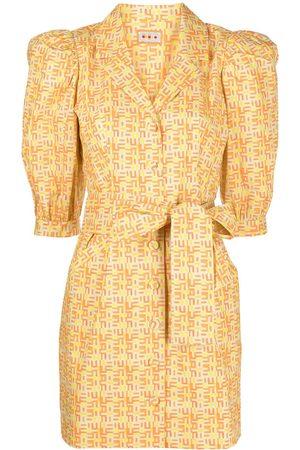 LHD Damen Cocktailkleider - Casitas Kleid mit Print