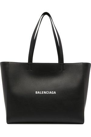 Balenciaga Shopper mit Logo-Print