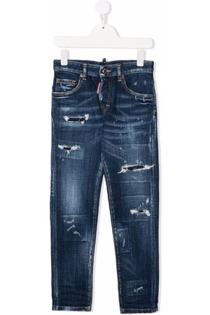 Dsquared2 Jeans mit Distressed-Detail