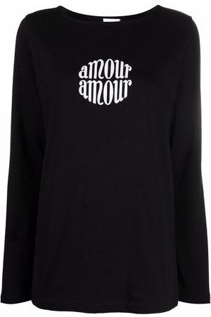 Patou T-Shirt mit Logo-Print