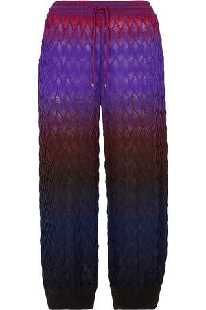 Missoni Jogginghose aus Wolle