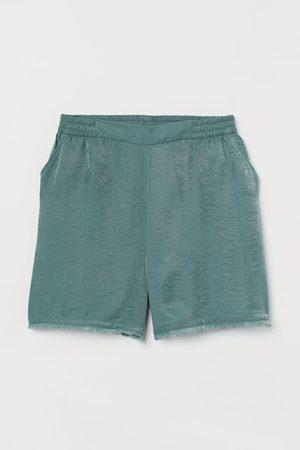 H&M Damen Schlafanzüge - Shorts aus Lyocellmix