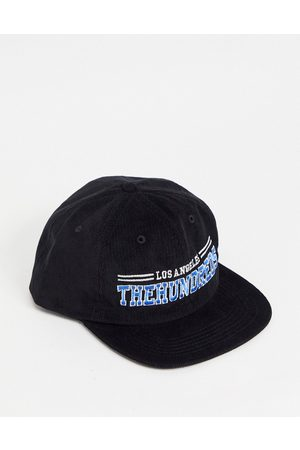 The Hundreds – Couver – Snapback-Cap aus Cord in