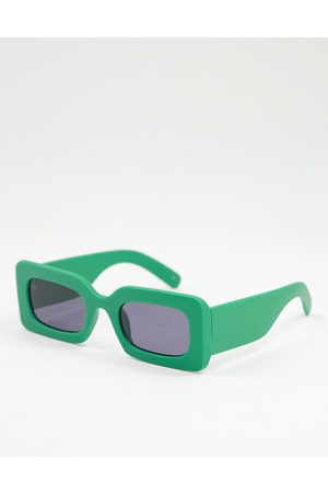 Jeepers Peepers – Eckige Unisex-Sonnenbrille in