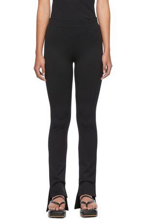 ROSETTA GETTY Damen Hosen & Jeans - Scuba Cropped Front Trousers