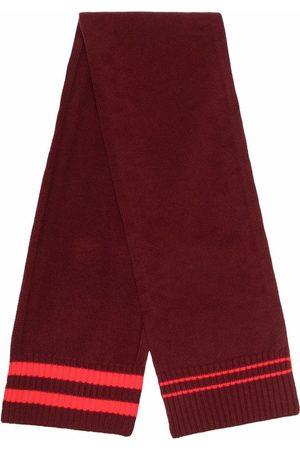 Maison Margiela Herren Schals - Gestrickter Schal mit Streifendetail