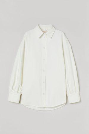 H & M Blusenjacke aus Denim