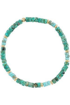 Nialaya Herren Armbänder - Armband im Perlenmix