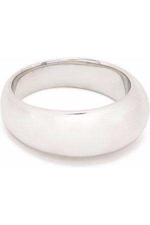 TOM WOOD Schmaler Ice Ring