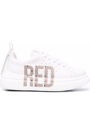 RED(V) Damen Sneakers - Bowalk Sneakers mit Print