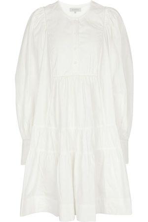 Lee Mathews Minikleid Frances aus Baumwollpopeline
