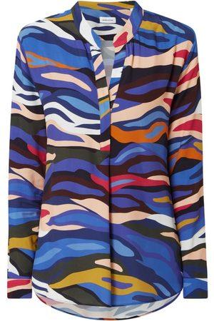 seidensticker Damen Blusen - Blusenshirt aus Viskose