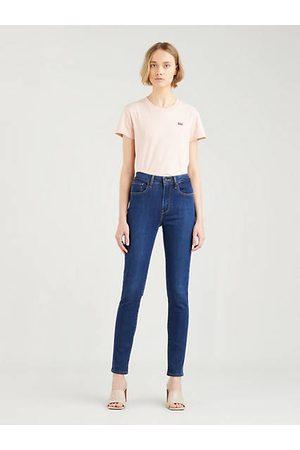 Levi's 721™ High Rise Skinny Jeans - Dark Blue / Dark Blue