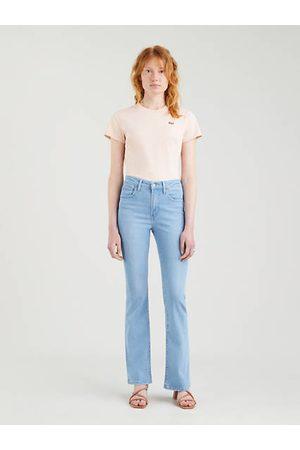 Levi's 725™ High Rise Bootcut Jeans - Light Indigo / Light Indigo