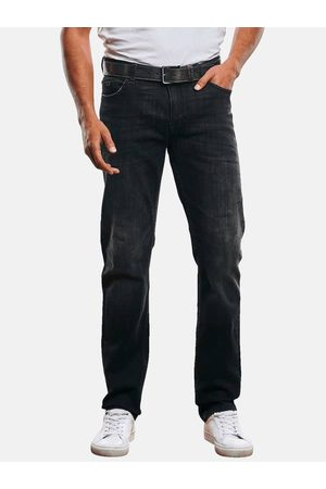 engbers Herren Jeans 5-Pocket Superstretch straight uni